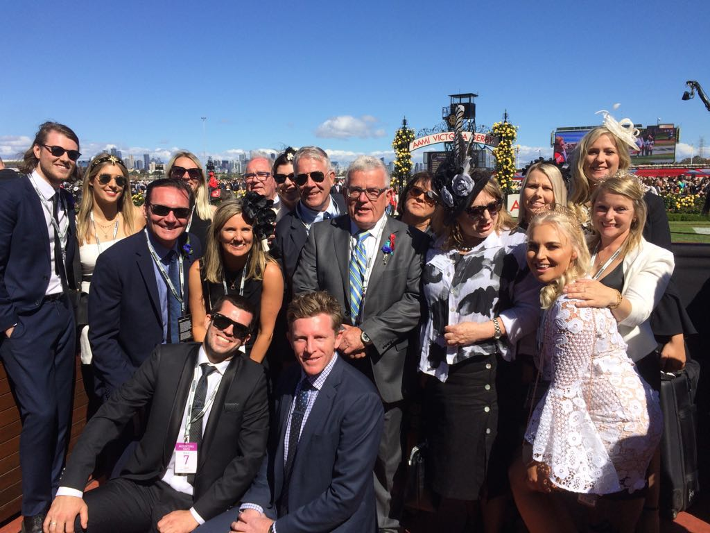 Owners & Staff - Derby Day 2017